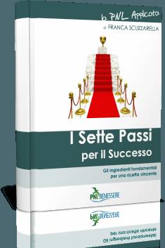 copertina sette passi verso il successo